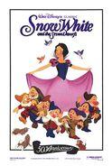 Snowwhite1987 re-release poster