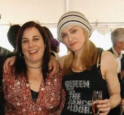 Arianne phillips and madonna