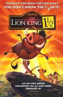 Lion king 1 half cover.jpg