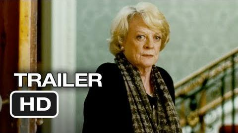 Quartet Official Trailer 1 (2012) - Dustin Hoffman Movie HD