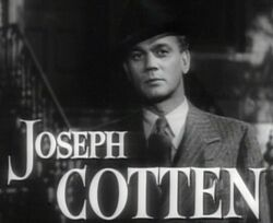 Joseph Cotten in Shadow of a Doubt trailer