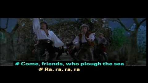 Pirates of Penzance - With cat-like tread