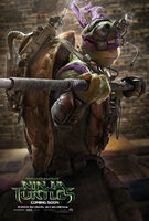 TMNT UK Teaser 1-Sht Don