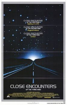 Close Encounters poster