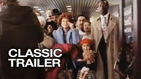Home for the Holidays Official Trailer 1 - Jodie Foster, Robert Downey Jr. Movie (1995) HD