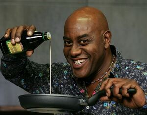 Ainsley Harriott - Oil Up