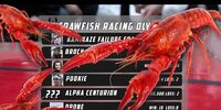 Illegal Crawfish Racing Olympics
