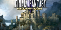 Final Fantasy Blackmoon Origins