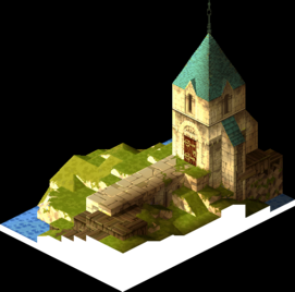 Orbonne Monastery 1