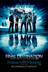 The final destination poster 2