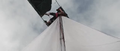 Candice impaled by the boats pole.png