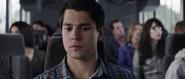 Sam in the bus 7