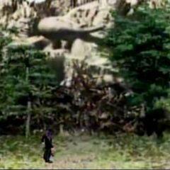Base of Da-chao in <i>Before Crisis -Final Fantasy VII-</i>.