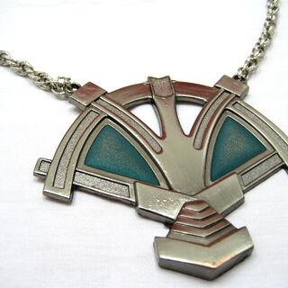 Vaan's necklace.