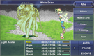 FF Dimensions White Draw