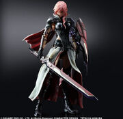 LRFF13 Lightning Play Arts Kai