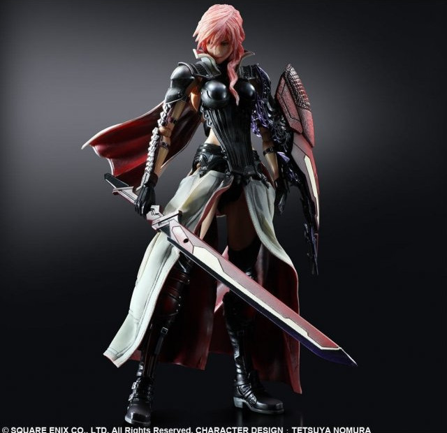 LRFF13 Lightning Play Arts Kai.jpg