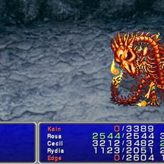 Hi-Potion in-game (PSP).