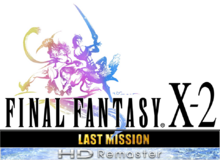 Final Fantasy X-2 Last Mission HD Remaster