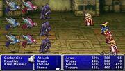 FFI PSP Battle