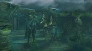 Baaj Temple Underwater