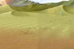 FFIViOS Desert Battle Background