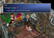FFVII White Chocobo Chick