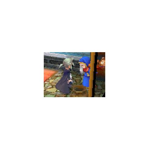 Elder Homak in the Nintendo DS version.