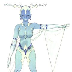 Akira Oguro artwork of Shiva for (DS).