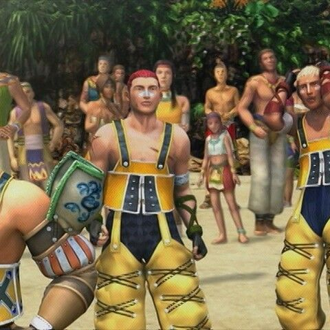Botta in the <i>Final Fantasy X-2</i> <a href=