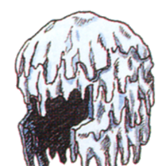 Concept art of Ice Helm from <i><a href=