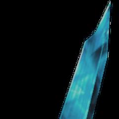 Crystal Revolver used by Bartz's manikins in <i>Dissidia</i> and <i>Dissidia 012</i>.