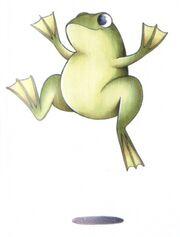 FFVII Frog