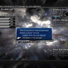 Player gets to choose expansion bonus.