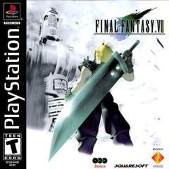 Обложка американской версии для PS.