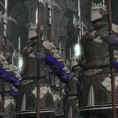 Ishgard Knights.