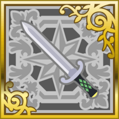 Great Sword (SR+).