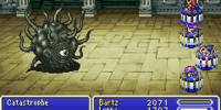 List of Final Fantasy V enemy abilities/Gallery