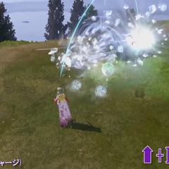 Blizzara (Charged) used by Terra in <i><a href=