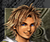 Retrato de Tidus em Final Fantasy X-2 (PS3).