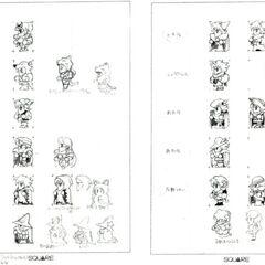 Alternate designs for Bartz's jobs.