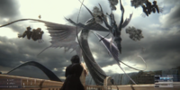 Final Fantasy XV E3 2013 trailer