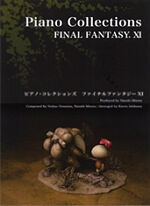 Ffxi piano collections sheet music