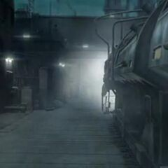 Train in <i>Crisis Core -Final Fantasy VII-</i>.