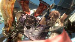 FFXIII-Lightning Behemoth