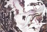 Amano FFVI Unknown