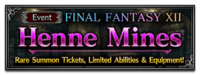 FFBE Event Henne Mines