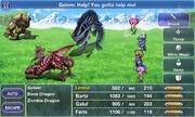 Golem Battle