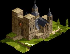 St. Murond Temple 1