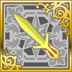 Golden Sword (SR+).